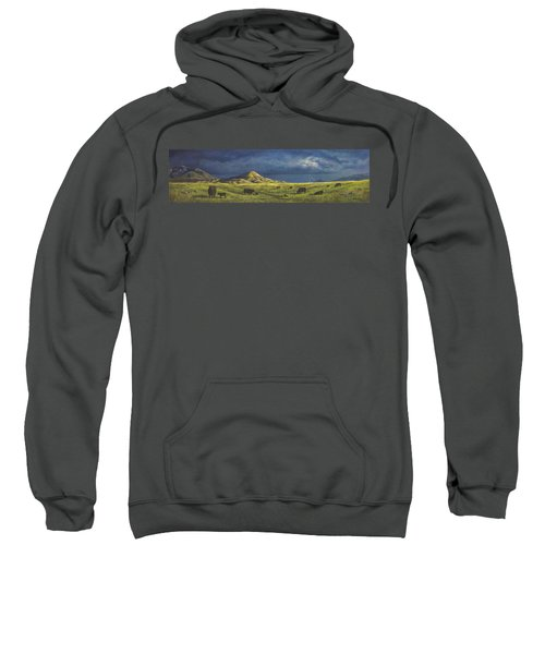Belt Butte Spring Sweatshirt