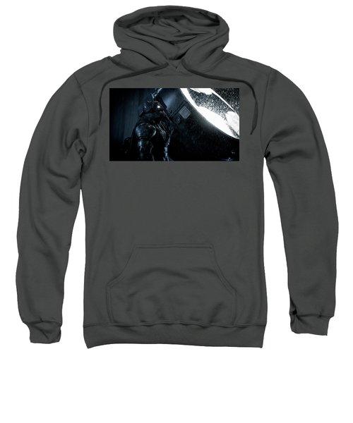 Ben Affleck As Batman Sweatshirt