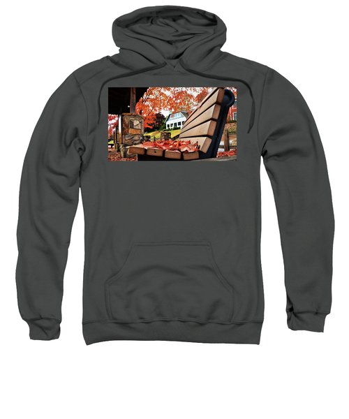 Bench Leaves Sweatshirt