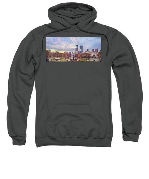 Beneath The Blushing Skies Sweatshirt