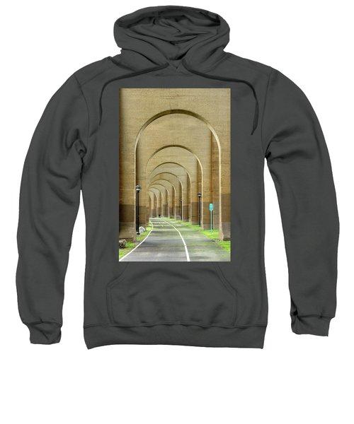 Beneath The Hellgate Sweatshirt