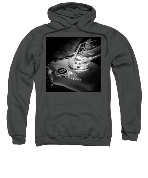Bentley Hood Ornament Sweatshirt