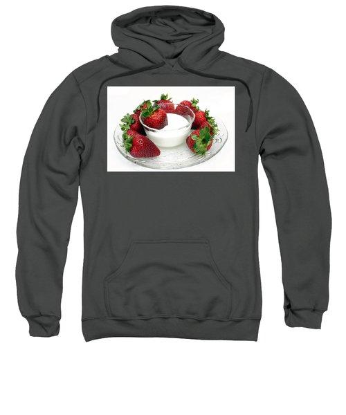 Berries And Cream Sweatshirt