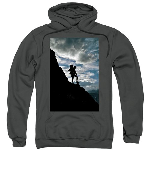 Best Foot Forward Sweatshirt