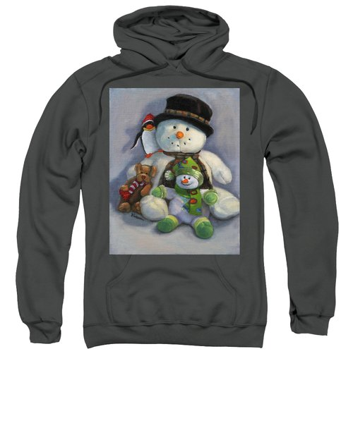 Best Of Friends Sweatshirt