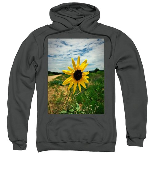 Between Heaven And Earth Sweatshirt