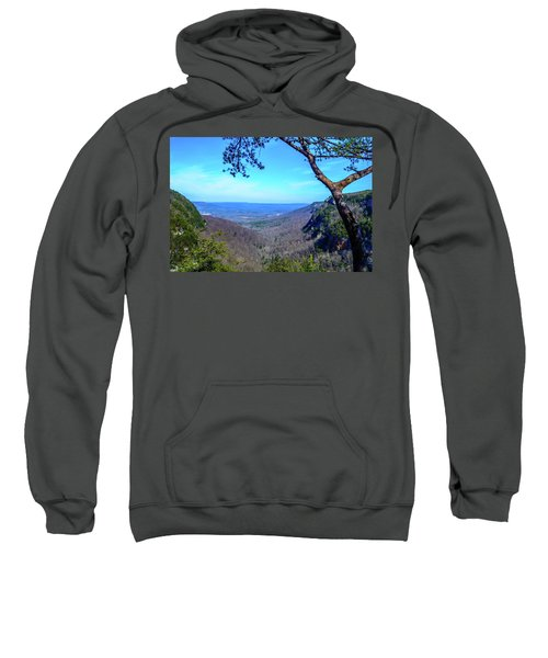 Between The Cliffs Sweatshirt
