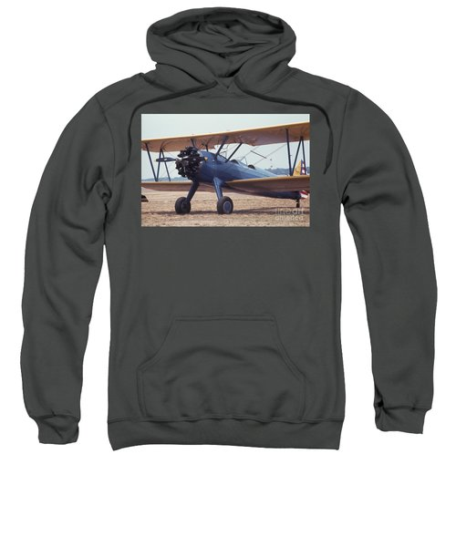 Bi-wing-8 Sweatshirt