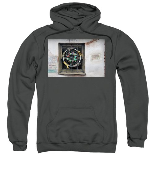 Bicycle Art Sweatshirt