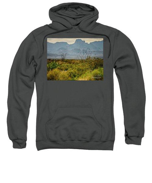 Big Bend Mountains Sweatshirt