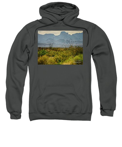 Big Bend Mountains Sweatshirt