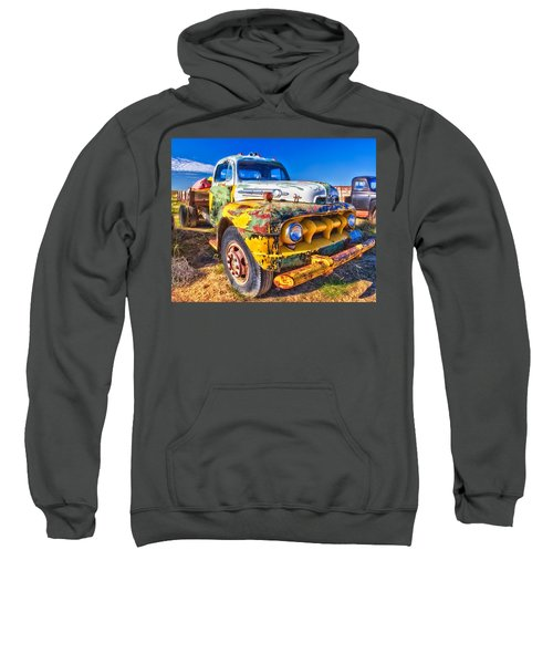 Big Job - Wide Sweatshirt