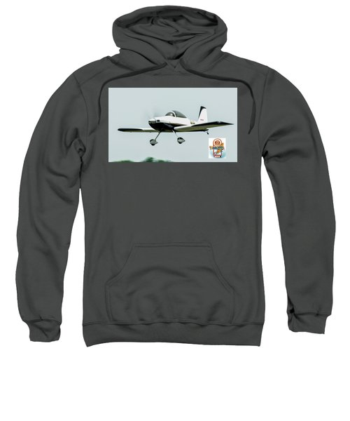 Big Muddy Air Race Number 44 Sweatshirt