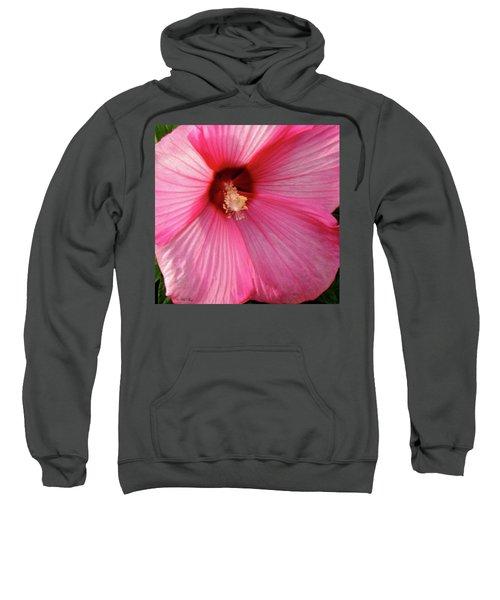 Big Pink Love Sweatshirt