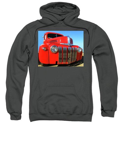 Big Red Sweatshirt