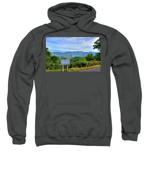 Big Witch Sweatshirt