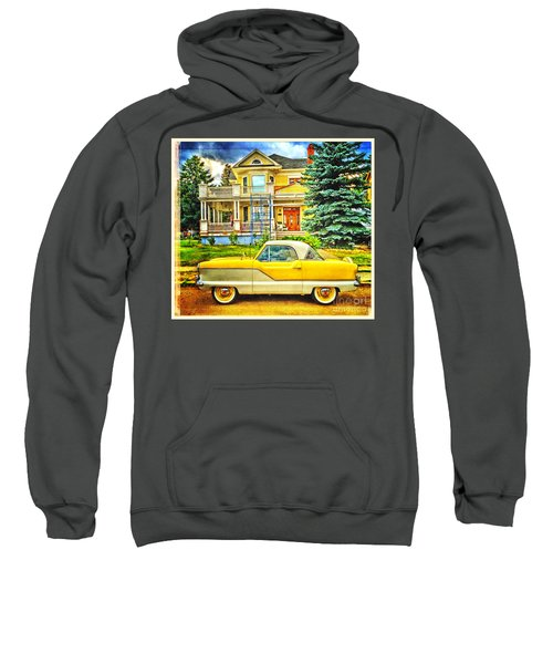 Big Yellow Metropolis Sweatshirt