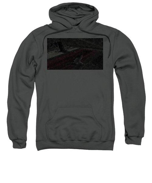 Birds Over Crops Sweatshirt