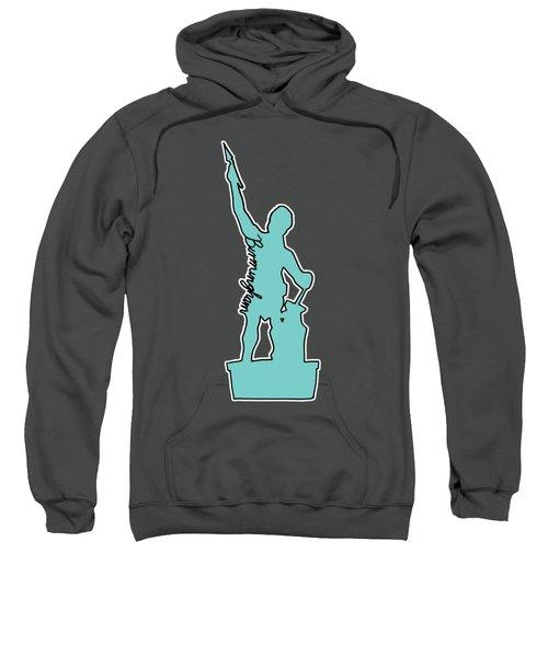 Birmingham Vulcan Statue Sweatshirt