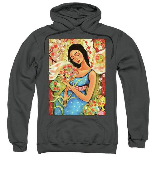 Birth Flower Sweatshirt