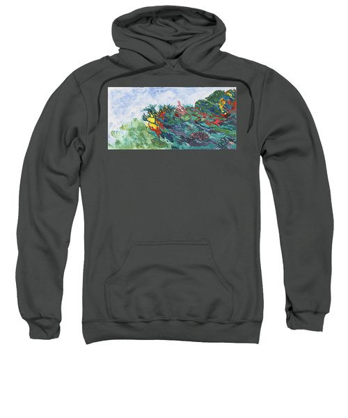 Birth Of The Thunderbird Sweatshirt