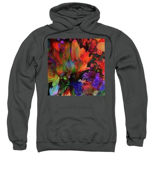 Birthday Flowers Sweatshirt