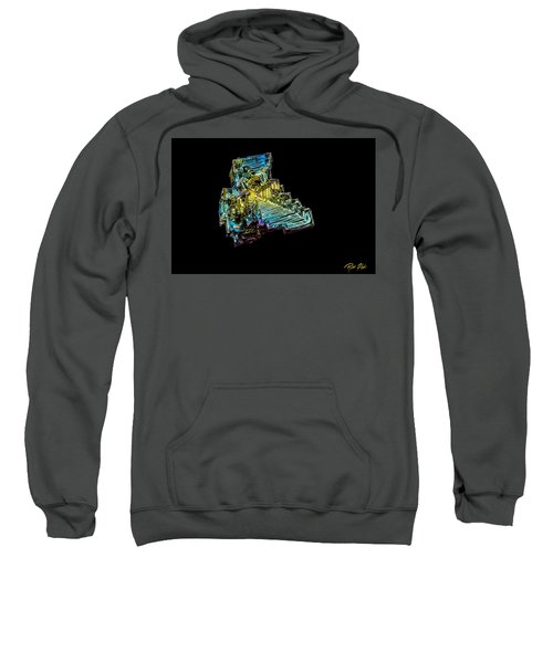Bismuth Crystal Sweatshirt