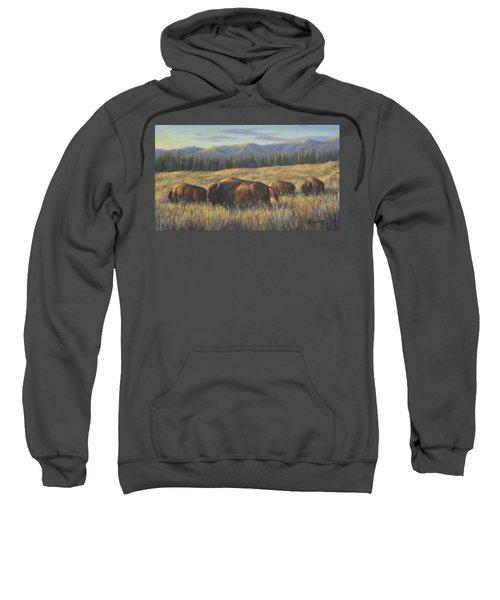 Bison Bliss Sweatshirt