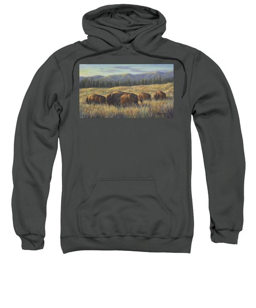 Bison Bliss Sweatshirt