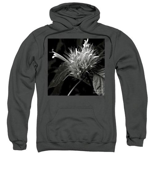 Bizarre Flower Charm Sweatshirt