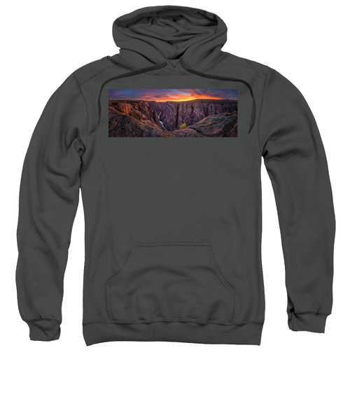Black Canyon Of The Gunnison Sweatshirt