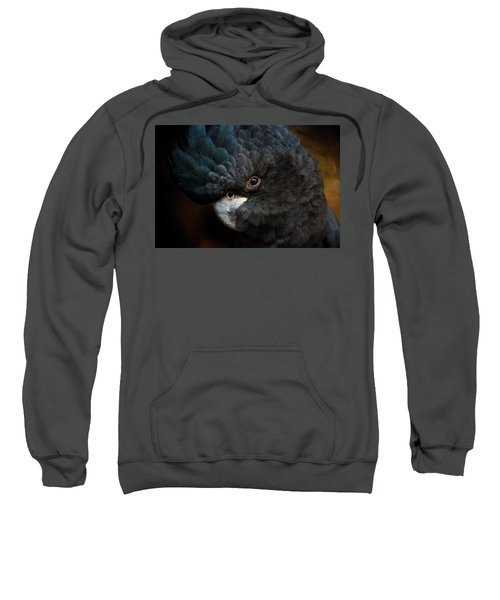 Black Cockatoo Sweatshirt