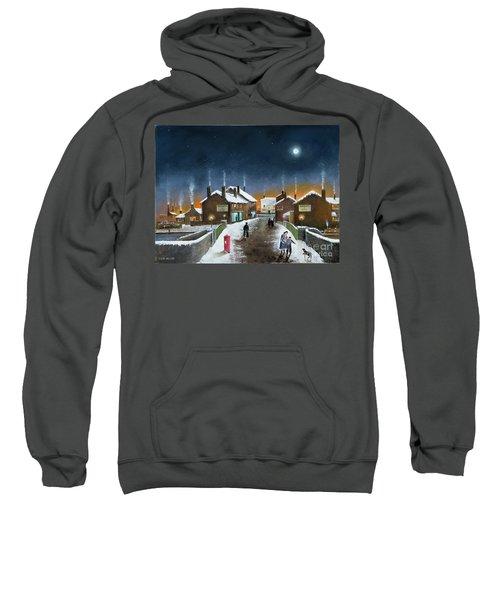 Black Country Winter Sweatshirt