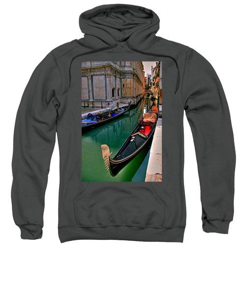 Black Gondola Sweatshirt