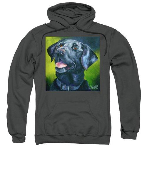 Black Lab Forever Sweatshirt