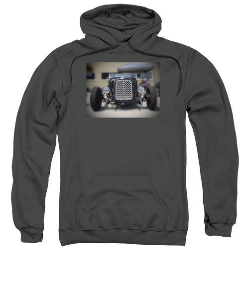 Black T-bucket Sweatshirt