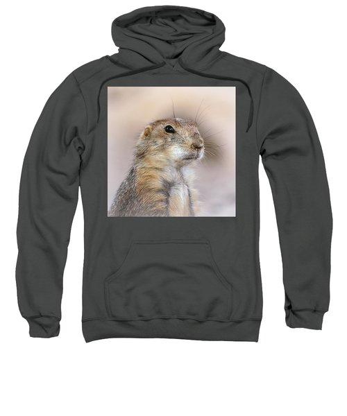 Black Tail Prairie Dog Sweatshirt