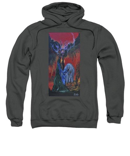 Blackberry Thorn Psychosis Sweatshirt