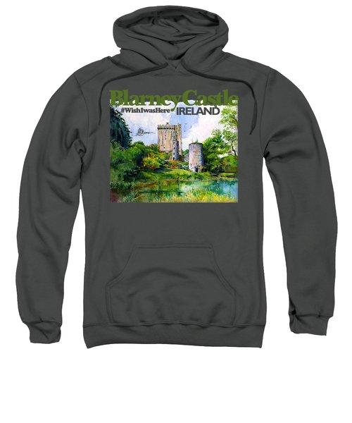Blarney Castle Ireland Sweatshirt