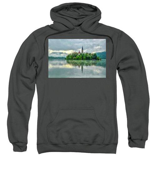 Bled At Sunrise Sweatshirt