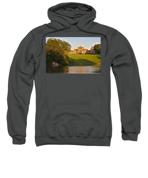 Blenheim Palace And Lake Sweatshirt