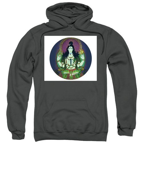 Blessing Shiva Sweatshirt
