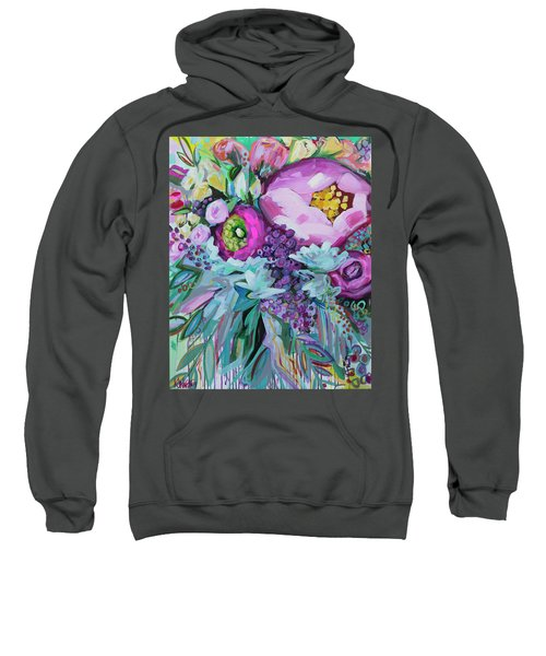 Blessings Come From Raindrops Sweatshirt