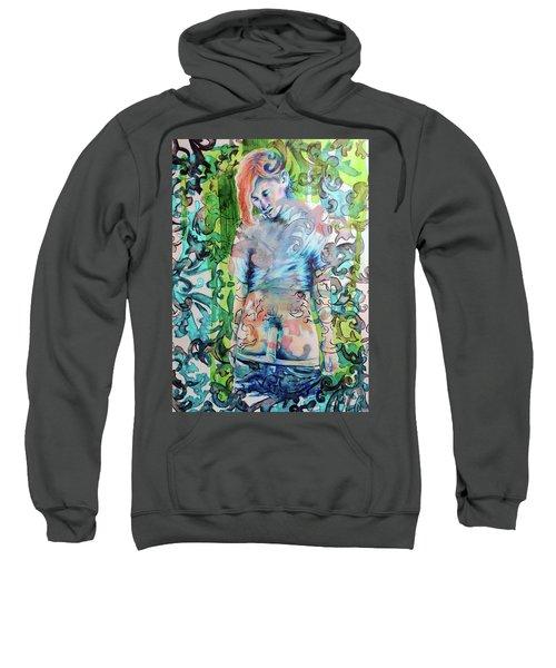 Blond Boy Version 3 Sweatshirt