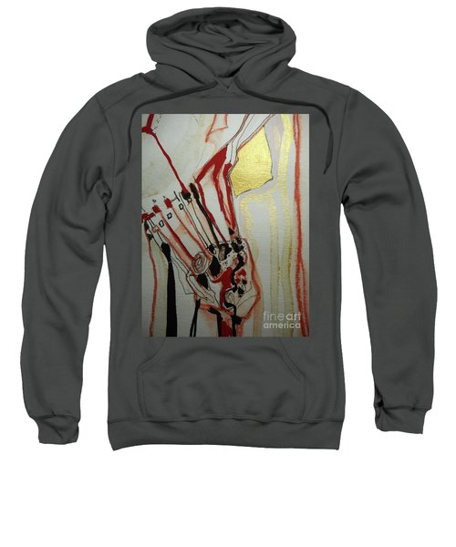 Blood Flowers Sweatshirt