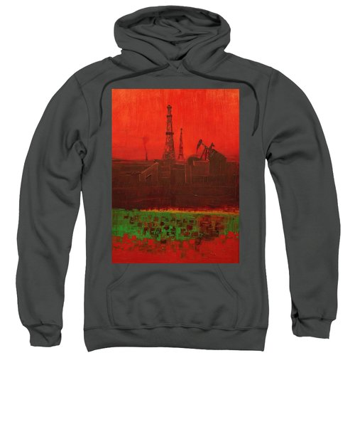 Blood Of Mother Earth Sweatshirt