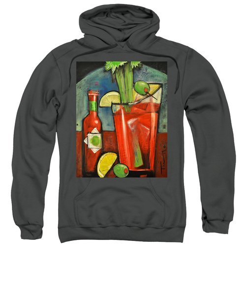 Bloody Mary Sweatshirt by Tim Nyberg