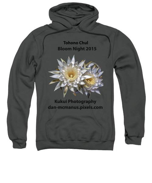 Bloom Night T Shirt Sweatshirt
