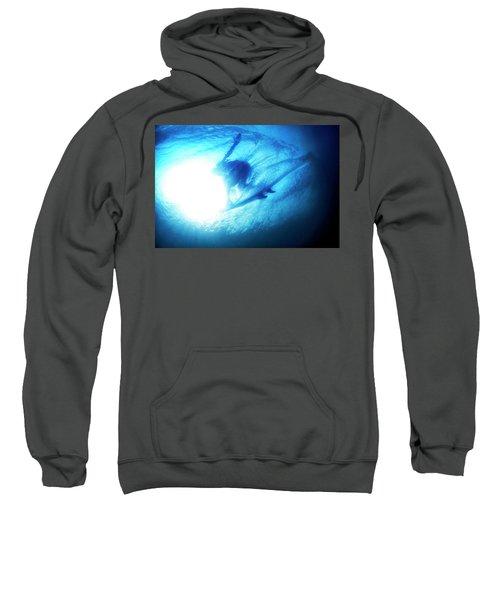 Blue Barrel Sweatshirt