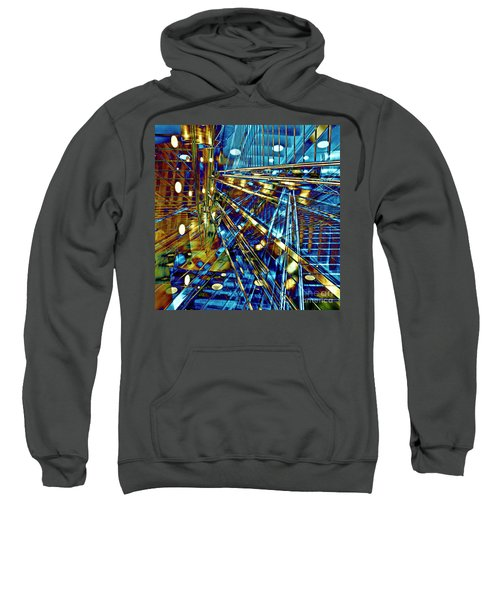 Blue Berlin Sound Sweatshirt